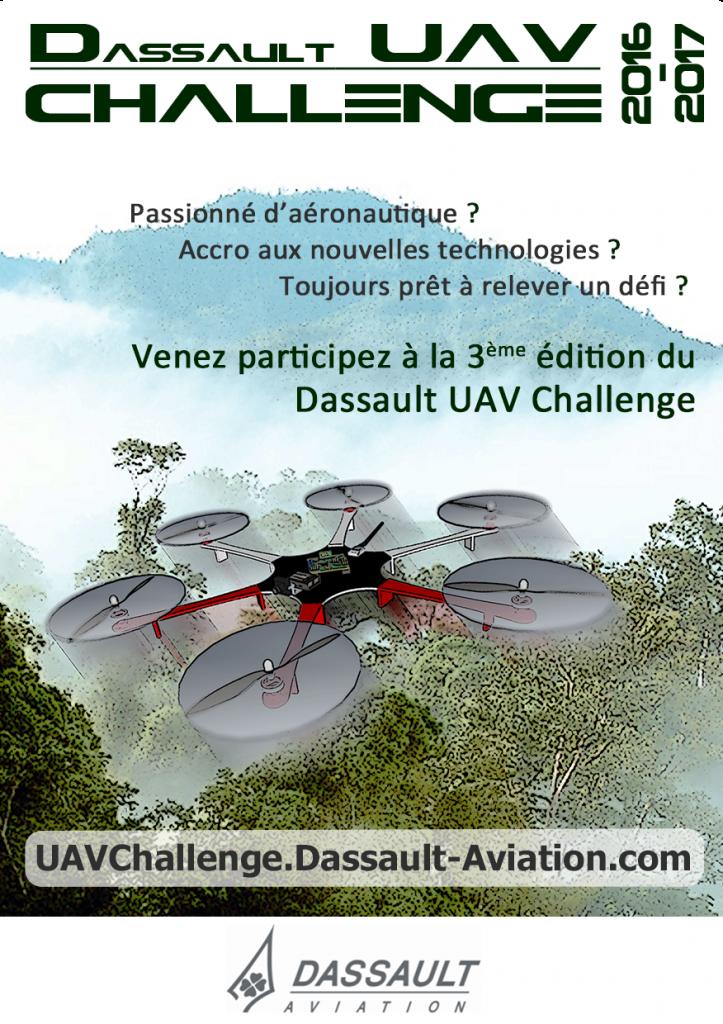 Flyer - Dassault UAV Challenge 2016-2017 - FR(1)