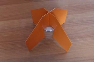 assemblage ailerons/bague millenium